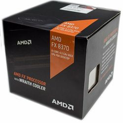 Procesor AMD FX-Series X8 8370 (4.3GHz,16MB,125W,AM3+ with quiet Wraith Cooler ) box