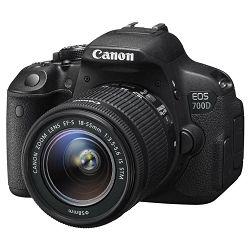 Fotoaparat Canon EOS 700d 18-55mm DC III