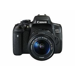 Fotoaparat Canon EOS 750d + 18-55IS