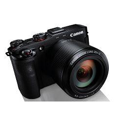Fotoaparat Canon PS G3X, 20MP, 25x (24-600mm), 3.2