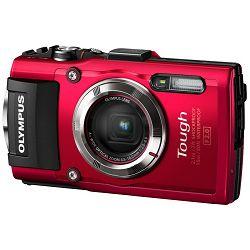 Fotoaparat Olympus TG-4 RED