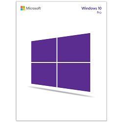 Microsoft Windows Pro 10 64Bit Croatian 1pk DSP OEI DVD