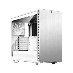 Kućište Fractal Define 7 White TG, bijelo sa staklom