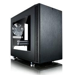 Kućište Fractal Define Nano S, crno s prozorom, ITX