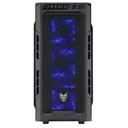 Kućište Fortron CMT210,Game kućište, crno, USB2, USB3, ATX