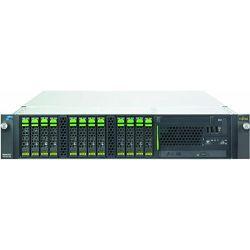 Fujitsu ref server RX300 S6 2xE5620 2.40 72GB 1x300gb 2x800W