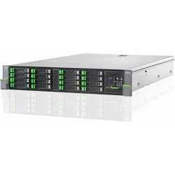 Fujitsu ref server RX300 2 x E5-2640 32GB 3x146 2x800W FUJITSU PRIMERGY RX300 S7 (RFB)