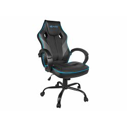 Fury Avenger M, gaming stolica, crna/siva