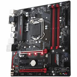 Matična ploča Gigabyte INTEL B250 (Socket LGA1151,4xDDR4,HDMI,DVI-D,D-Sub,1xPCIEX16/1xPCIEX4/2xPCIEX1/1xPCI,USB3.1/USB3.0/USB2.0,6xSATA III/1x M.2socket3,LAN) mATX retail