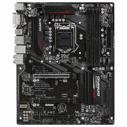 Matična ploča Gigabyte INTEL Z270 (Socket LGA1151, 4xDDR4, HDMI,DVI-D, 1xPCIEX16/2xPCIEX4/3xPCIEX1, USB3.1/USB3.0/USB2.0, 6xSATA III/2xSATA Express/1xM.2 socket3, LAN) ATX bulk