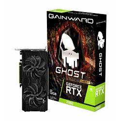 Grafička kartica Gainward GF RTX2060 Ghost OC, 6GB