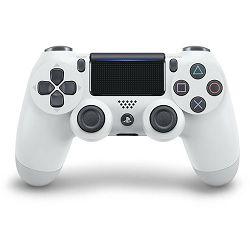 Gamepad SONY PlayStation 4, DualShock 4 v2, bežični, bijeli