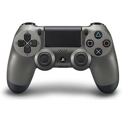 Gamepad SONY PlayStation 4, DualShock 4 v2, bežični, steel black