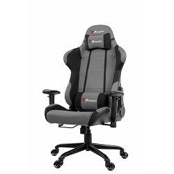 Gaming stolica AROZZI Torreta, sivo-crna