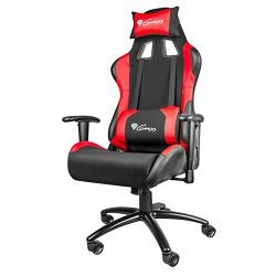 Gaming stolica GENESIS NITRO 550 BLACK-RED