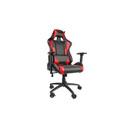 Gaming stolica GENESIS NITRO 880 BLACK-RED