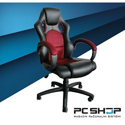 Gaming stolica MIRABILIS SKYLLA 8207 crvena