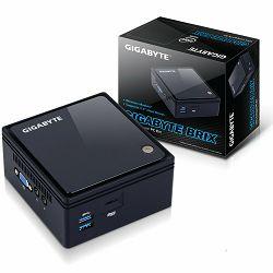 Računalo GIGABYTE BRIX kit Intel Braswell-M N3000