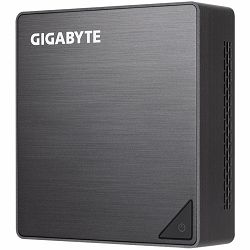 GIGABYTE BRIX kit Intel Core i3-8130U 3.2Ghz 2x SODIMM DDR4 2400MHz (max 64GB), M.2(2280), Intel UHD Graphics 620 (mDP, HDMI), USB 3.1 type C, 2xUSB 3.0, Realtek ALC255 audio, Glan, WiFi AC, Bluetooth
