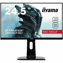 Monitor IIYAMA G-MASTER GB2560HSU-B1 Diagonal 24.5