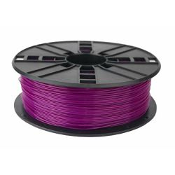 Gembird PLA filament for 3D printer, Purple 1.75 mm, 1 kg