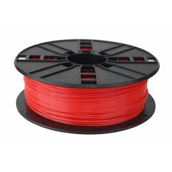 Gembird PLA filament for 3D printer, Red, 1.75 mm, 1 kg