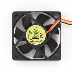 Gembird 50 mm ball bearing cooling fan, 12 V