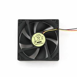 90 mm PC case fan, ball bearing