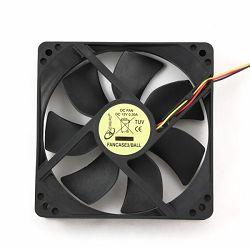120 mm PC case fan, ball bearing