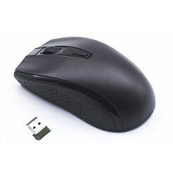 Gembird Wireless optical mouse, black