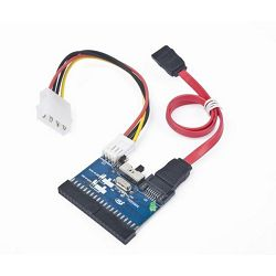 Bi-directional SATA IDE converter