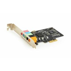 Gembird 5.1 channel PCI-Express sound card