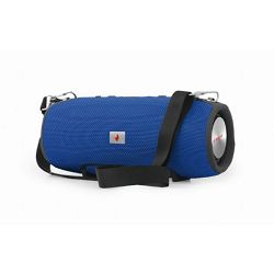 Gembird Bluetooth speaker with powerbank function, blue