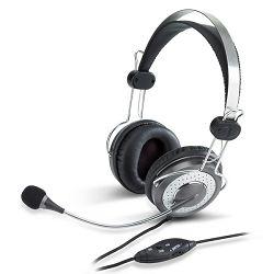 Genius Head Set HS-04SU, noise canceling