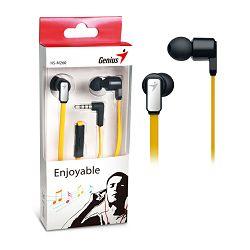 Slušalice Genius HS-M260GY,in-ear headset,zlatno-bijele