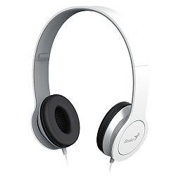 Slušalice Genius HS-M430W,White Adjustable,bijele