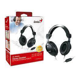 Genius HS-505X set, slušalice i mikrofon