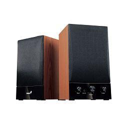 Genius zvučnik SP-HF1250B, 40W drveni