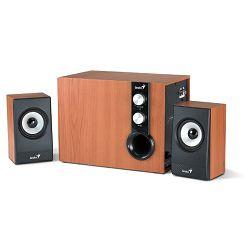 Zvučnici Genius SW-HF2.1 1205 II, 36W, drveni