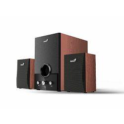 Zvučnici Genius SW-HF2.1 1700 II, 45W, 3,5mm, drvo