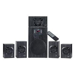 Zvučnici Genius SW-HF5.1 4500 II, 125W, drveni