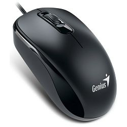 Miš Genius DX-110 optički miš, 1200dpi, USB, crni