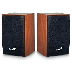 Genius SP-HF160 drveni zvučnici, 4W, USB