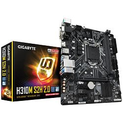 Matična ploča Gigabyte H310M-S2H V2, 1151 CL
