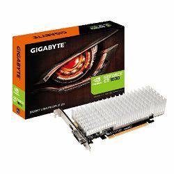 Grafička kartica Gigabyte GF GTX 1030, 2GB GDDR5, Silent LP