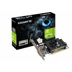 Grafička kartica Gigabyte GF N710, 1GB DDR3, HDMI, DVI, DX12