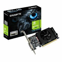 Grafička kartica Gigabyte GF N710, 2GB DDR5, HDMI, DVI, DX12
