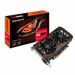 Grafička kartica Gigabyte RX 560 Gaming OC G2, 4GB GDDR5, HDMI, DVI