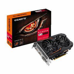 Grafička kartica Gigabyte RX 560, 4GB GDDR5, HDMI, DVI