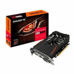 Grafička kartica Gigabyte RX 560 OC, 2GB GDDR5, HDMI, DVI